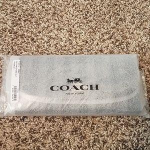 BRAND NEW Black Coach Wallet